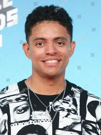 Editorial picture of Nickelodeon Kids' Choice Awards, Arrivals, Galen Center, Los Angeles, USA - 23 Mar 2019