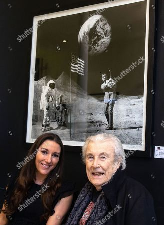 Legendary Celebrity Photographer, Terry O'Neill, in conversation at Box Galleries, Chelsea, London. He discusses 'Starstruck', a retrospective of some of his iconic work of celebrities including Sean Connery, The Rolling Stones and David Bowie as he celebrates his sixth decade behind the camera.