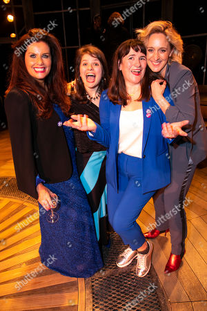 Editorial picture of 'Emilia' party, West End Transfer, London, UK - 21 Mar 2019
