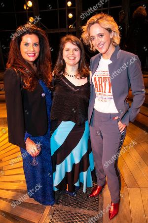 Stock Photo of Eilene Davidson (Producer), Eleanor Lloyd (Producer) and Kate Pakenham (Producer)