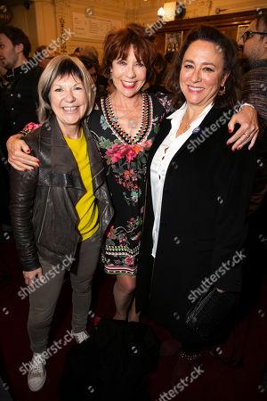 Jude Kelly, Kathy Lette and Arabella Weir