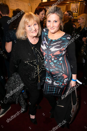 Stock Image of Michele Dotrice and Emily Woodward