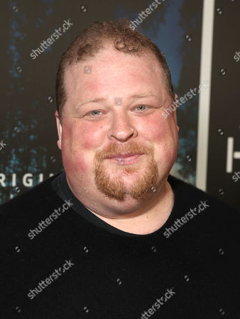 Stock Photo of Joel Garland attends the Amazon Studios Hanna Premiere at The Whitby hotell on March 21, 2019, in New York, NY.