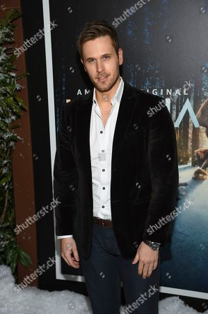 "Editorial photo of NY Premiere of Amazon Prime Video's ""Hannah"", New York, USA - 21 Mar 2019"