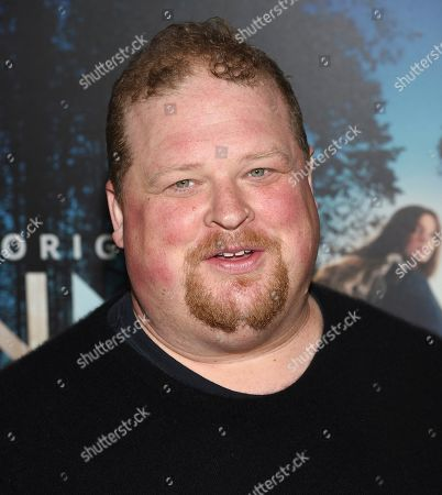 """Joel Marsh Garland attends the premiere of Amazon Prime Video's """"Hannah"""" at The Whitby Hotel, in New York"""