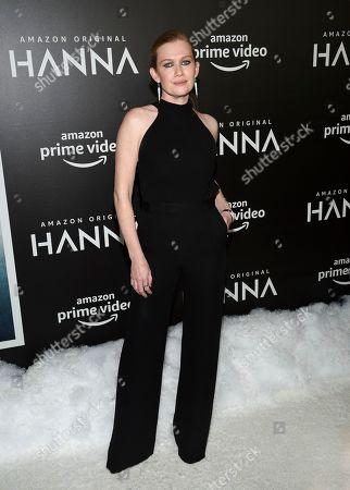 "Editorial photo of NY Premiere of Amazon Prime Video's ""Hannah"", New York, USA - 21 Mar 2019"