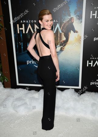 """Editorial picture of NY Premiere of Amazon Prime Video's """"Hannah"""", New York, USA - 21 Mar 2019"""
