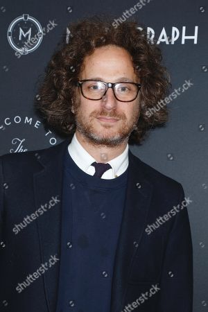Editorial image of Metrograph 3rd Anniversary Party and Launch of Metrograph Pictures, Arrivals, New York, USA - 21 Mar 2019