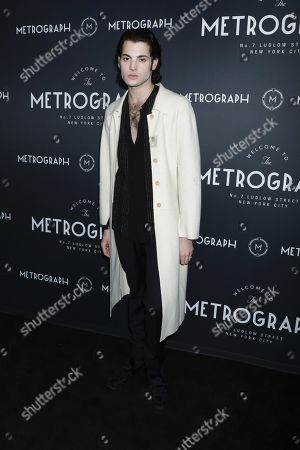 Editorial photo of Metrograph 3rd Anniversary Party and Launch of Metrograph Pictures, Arrivals, New York, USA - 21 Mar 2019