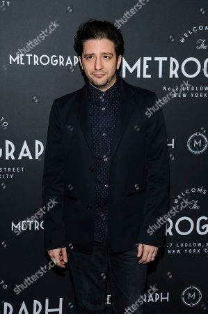 John Magaro attends the third anniversary party for Metrograph and launch of Metrograph Pictures, in New York