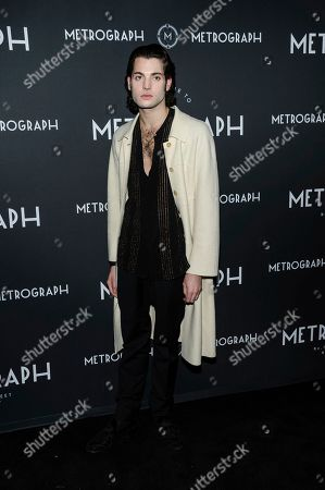 Peter Brant attends the third anniversary party for Metrograph and launch of Metrograph Pictures, in New York