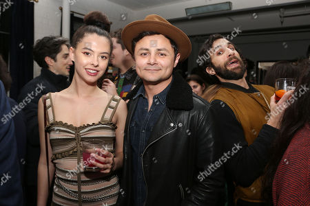 Editorial image of Metrograph Third Anniversary Party and Launch of Metrograph Pictures, New York, USA - 21 Mar 2019