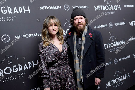 Editorial picture of Metrograph Third Anniversary Party and Launch of Metrograph Pictures, New York, USA - 21 Mar 2019