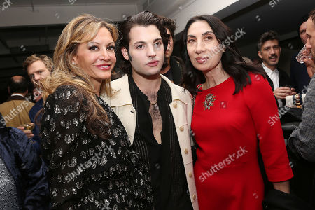 Peter Brant Jr. and Anh Duong