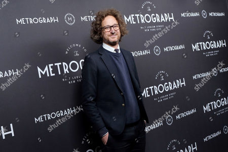 Editorial photo of Metrograph Third Anniversary Party and Launch of Metrograph Pictures, New York, USA - 21 Mar 2019