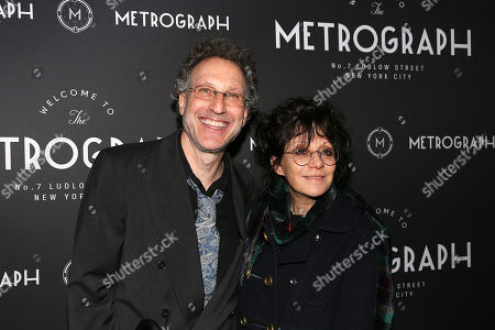 Amy Heckerling and guest