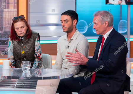 Editorial image of 'Good Morning Britain' TV show, London, UK - 22 Mar 2019