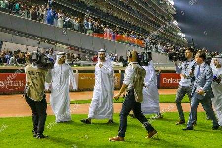 Editorial picture of Dubai World Cup, Horse Racing, Meydan Racecourse, Dubai, United Arab Emirates - 30 Mar 2019