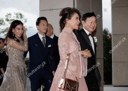 Editorial photo of Thailand Thaksin, Hong Kong, Hong Kong - 22 Mar 2019