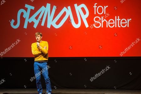 Stock Photo of James Acaster