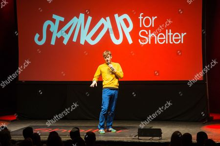 Stock Picture of James Acaster