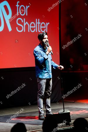 Stock Image of Paul Chowdhry