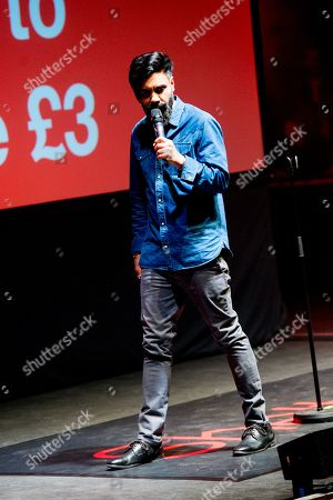 Stock Photo of Paul Chowdhry