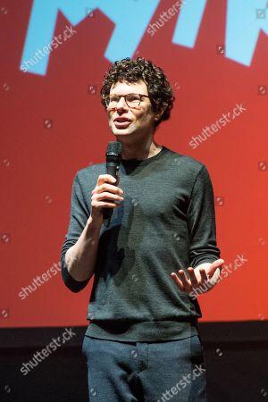 Stock Image of Simon Amstell