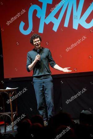 Stock Picture of Simon Amstell