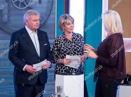 Editorial image of 'This Morning' TV show, London, UK - 22 Mar 2019