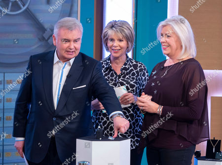 Editorial photo of 'This Morning' TV show, London, UK - 22 Mar 2019