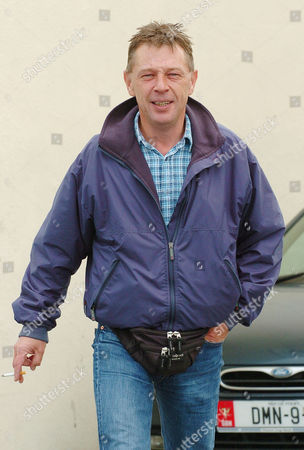 Radio 3 Presenter Andy Kershaw Returns To His Home In Peel Isle Of Man After Spending Six Nights In Douglas Prison For Breaking A Restraining Order Against His Partner Juliette Banner.