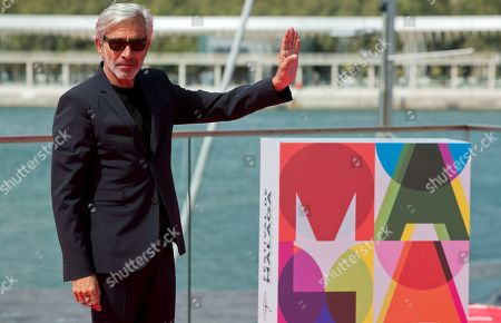 Imanol Arias poses during the presentation of the movie 'Sordo' in the framework of the Official Section of the Malaga International Film Festival, in Malaga, Spain, 22 March 2019. The festival takes place from 15 to 24 March.