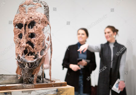 Editorial picture of Huma Bhabha: They Live' exhibition at the Institute of Contemporary Art in Boston, USA - 22 Mar 2019