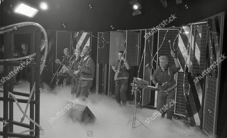 Editorial picture of 'The Saturday Show' TV Show, Series 2, Episode 25 UK  - 03 Mar 1984