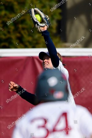 Editorial picture of Villanova St Joseph's Softball, Philadelphia, USA - 20 Mar 2019