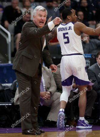 Editorial picture of NCAA UC Irvine Kansas St Basketball, San Jose, USA - 22 Mar 2019