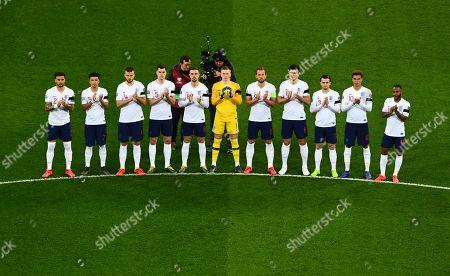 Editorial photo of England v Czech Republic, UEFA Euro 2020 Qualifying Group A, Football, Wembley Stadium, London, UK - 22 Mar 2019