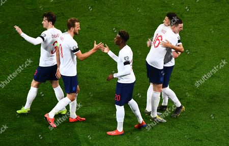 Editorial picture of England v Czech Republic, UEFA Euro 2020 Qualifying Group A, Football, Wembley Stadium, London, UK - 22 Mar 2019