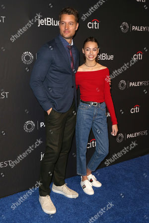 Editorial photo of 'This Is Us' TV Show Presentation, Arrivals, PaleyFest, Los Angeles, USA - 24 Mar 2019