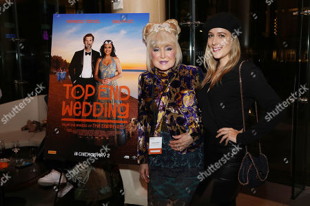 """Editorial image of NY Premiere of """"Top End Wedding"""" at the Australian International Screen Forum, USA - 22 Mar 2019"""