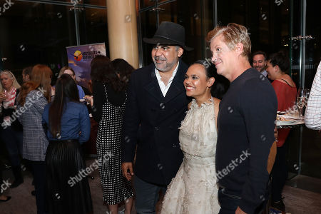 """Editorial picture of NY Premiere of """"Top End Wedding"""" at the Australian International Screen Forum, USA - 22 Mar 2019"""