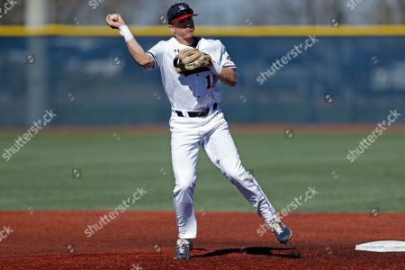 Belmont's Grayson Taylor throws to first base during an NCAA college baseball game against Southern Illinois, in Nashville, Tenn