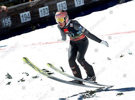 Editorial photo of Ski Jumping, Planica, Slovenia - 23 Mar 2019