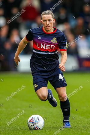 Doncaster Rovers defender Aaron Lewis (44) during the EFL Sky Bet League 1 match between Luton Town and Doncaster Rovers at Kenilworth Road, Luton