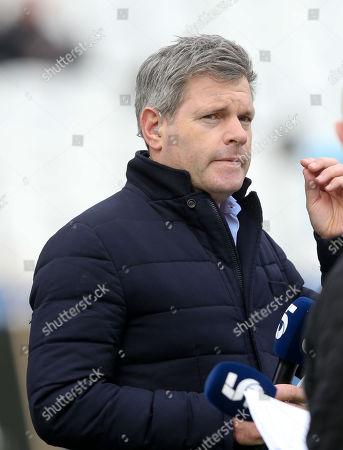 Mark Durden-Smith - Channel 5 Presenter