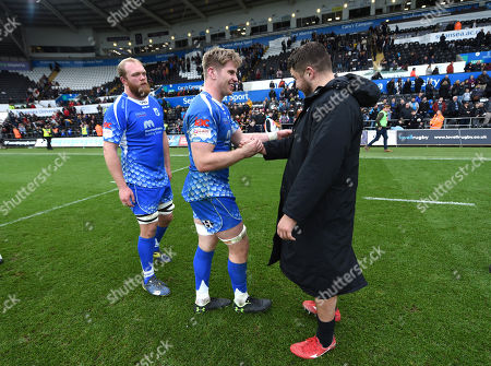 Editorial picture of Ospreys v Dragons - Guinness PRO14 - 23 Mar 2019