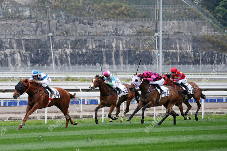 , Conghua, China, Nordic Warrior with Matthew Chadwick up wins the Hong Kong Jockey Club Trophy, the first ever race in Conghua racecourse history at Conghua racecourse.