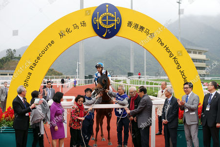Editorial picture of Horse Racing - 23 Mar 2019