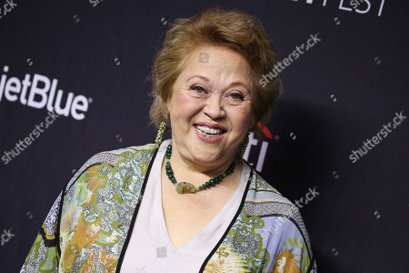 Stock Photo of Amy Hill